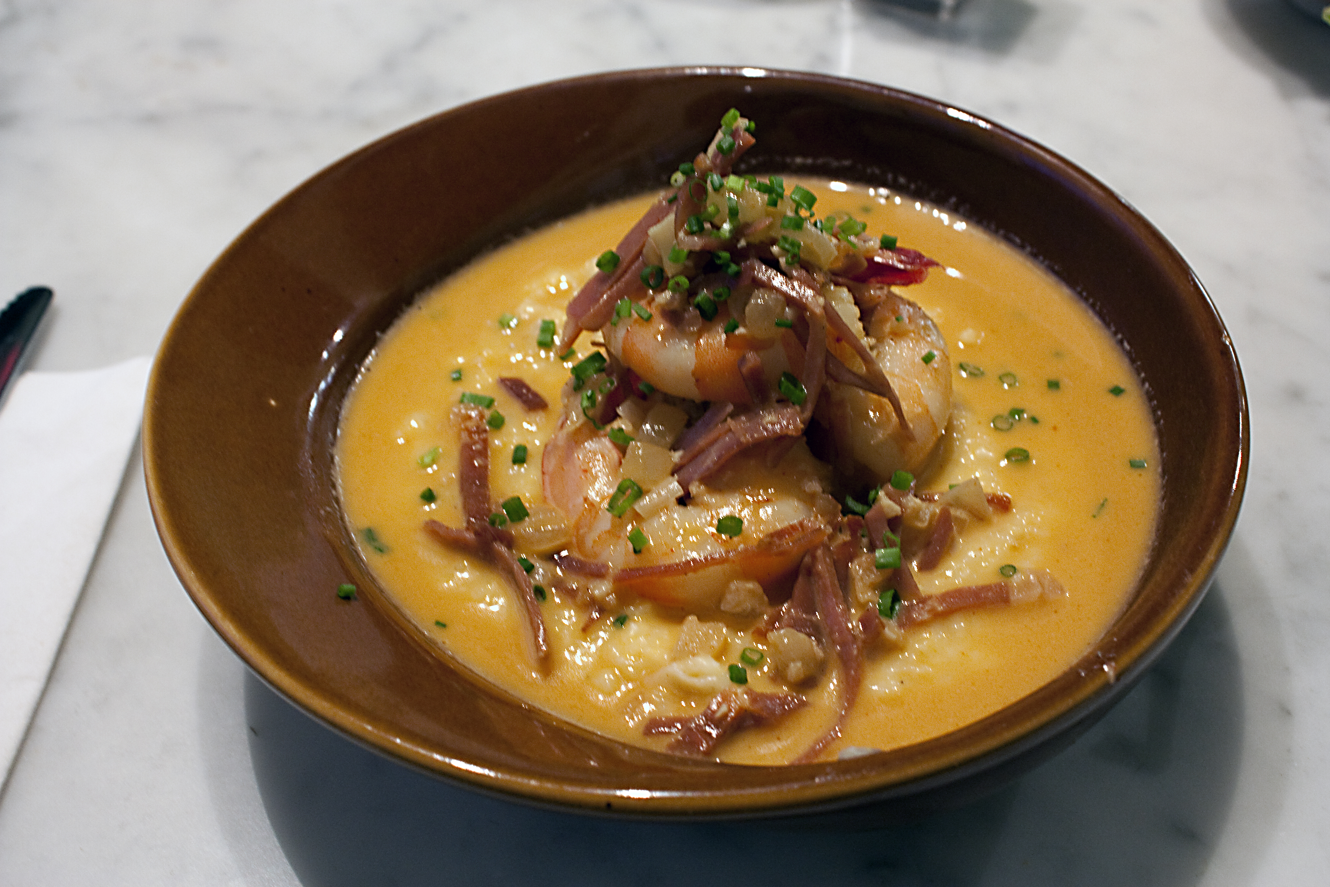 Shrimp &amp; Grits