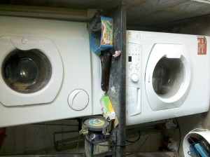 The Washer &amp; Dryer